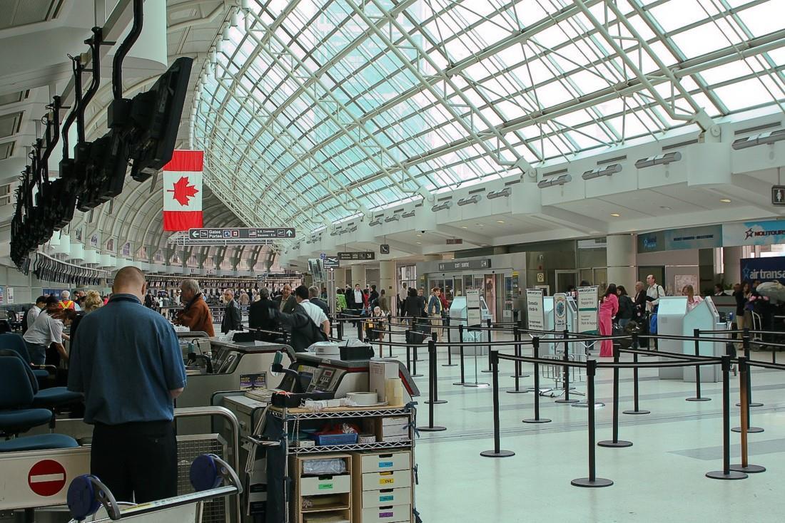 Canada: des orages violents ont fait obstacle aux opérations de vol