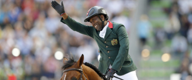 Equitation: Abdelkebir Ouaddar remporte une nouvelle épreuve en France