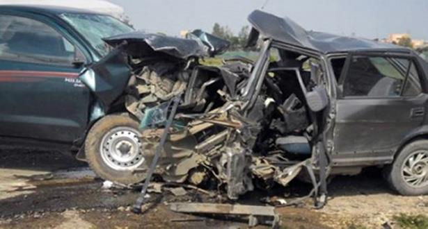 Accidents de la circulation: 19 morts en périmètre urbain en une semaine