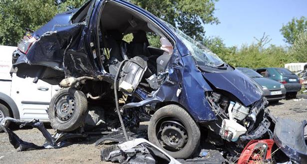 Accidents en périmètre urbain: 15 morts et 1.422 blessés en une semaine