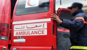 إقليم الصويرة.. إصابة 22 شخصا في حادث انقلاب حافلة للنقل المزدوج