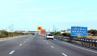 L'ADM ouvre à la circulation le nouvel échangeur Mohammedia Centre