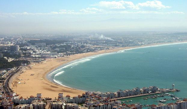 L'aéroport Agadir-Al Massira franchit le cap d'un million de passagers à fin septembre 2015