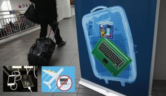 La RAM: nouvelles dispositions en matière de transport des objets électroniques à destination des États-Unis