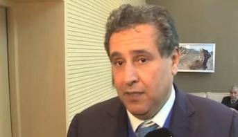 عزيز أخنوش : الموسم الفلاحي 2016-2017 بجهة الدار البيضاء-سطات يمر في ظروف جيدة