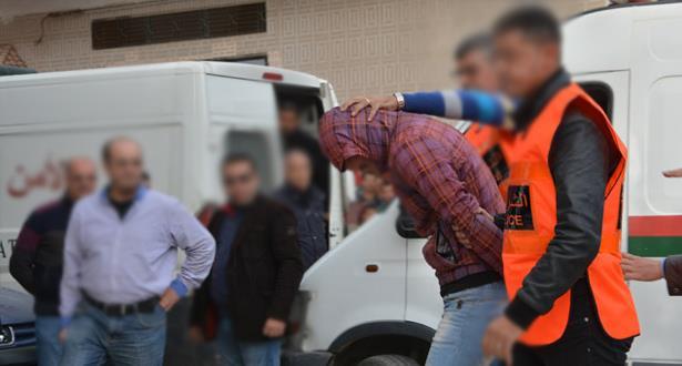 Oujda: arrestation de 7 personnes membres présumés d'une bande criminelle spécialisée dans les vols qualifiés (police)