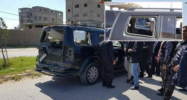 انفجار لدى مرور موكب رئيس الوزراء الفلسطيني في غزة