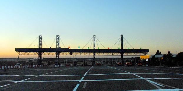 L'accès à l'autoroute dans le sens Skhirat-Rabat suspendu dimanche de 06H00 à 14H00