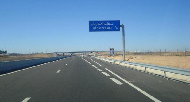 الطريق السيار الرباط- وجدة.. توقف مؤقت لحركة السير بمقطع سيدي علال البحراوي وتيفلت