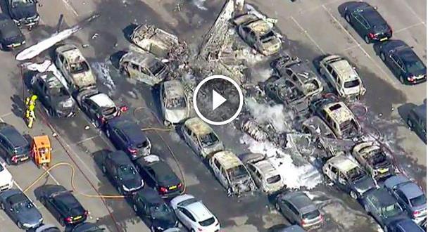 Crash d'un avion privé en Grande-Bretagne: des membres de la famille Ben Laden parmi les vicitmes