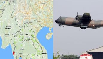 Birmanie: disparition d'un avion militaire avec plus de 100 personnes à bord