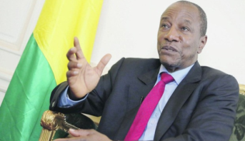 Guinée: Alpha Condé rappelle l'ambassadeur de la Guinée à Alger