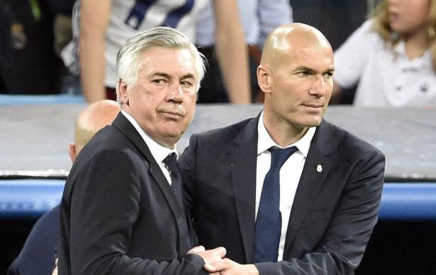 """Ligue des champions /Real-Bayern: Ancelotti dénonce """"une série d'erreurs"""""""