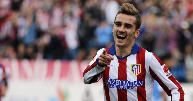 Espagne/32e journée: L'Atlético et Griezmann croquent Levante