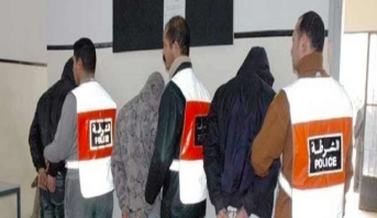 وضع حد لعصابة إجرامية خطيرة تنشط في الاختطاف والابتزاز