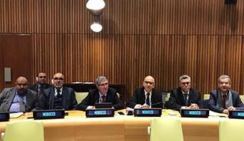 الأمم المتحدة.. وفد برلماني مغربي يبرز تجربة المملكة في ما يتعلق باحترام حقوق المهاجرين