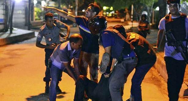 بنجلادش..مقتل العقل المدبر لهجوم مقهى داكا على يد قوات الأمن