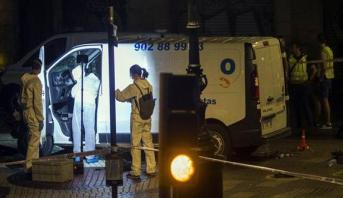 ارتفاع حصيلة اعتداءي إسبانيا إلى 15 قتيلا (رسمي)