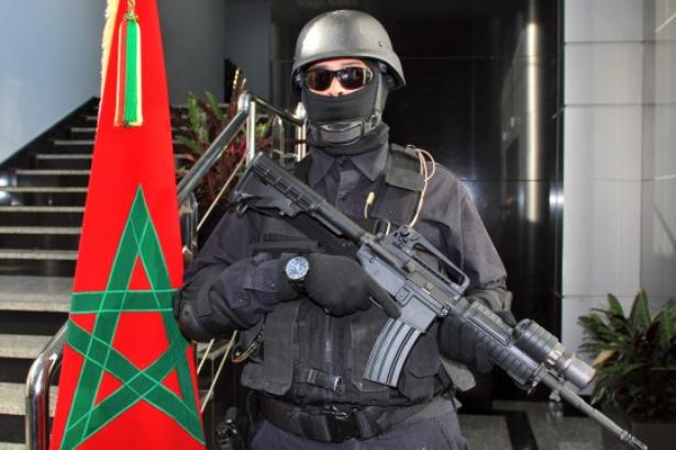 إيقاف أحد الموالين لداعش بمدينة السعيدية أثناء تسلله إلى المغرب عبر الجزائر