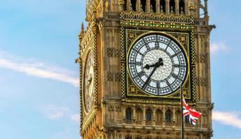 ساعة (بيغ بين) الشهيرة تدق جرسها لآخر مرة حتى عام 2021