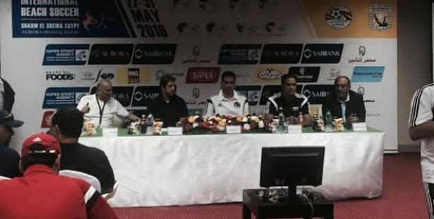 Tirage au sort du tournoi arabe de Beach soccer: le Maroc dans le 2è groupe