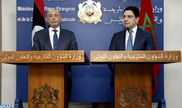 مسؤول ليبي : المغرب سيكون له دور ريادي في تسريع وتيرة تسوية الأزمة الليبية