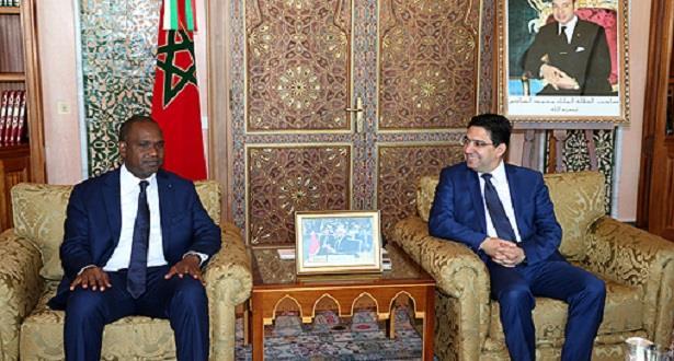 ministre: Le Burkina Faso soutient la demande d'adhésion du Maroc à la CEDEAO