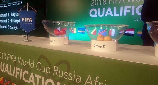 Eliminatoires Mondial 2018: le Maroc avec le Gabon, le Mali et la Côte d'Ivoire