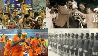 كأس إفريقيا للأمم .. سجل المنتخبات الفائزة باللقب منذ 1957