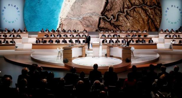 القمة الدولية للمناخ بباريس : الإعلان عن 12 التزاما دوليا في مجال التصدي لتأثير التغيرات المناخية