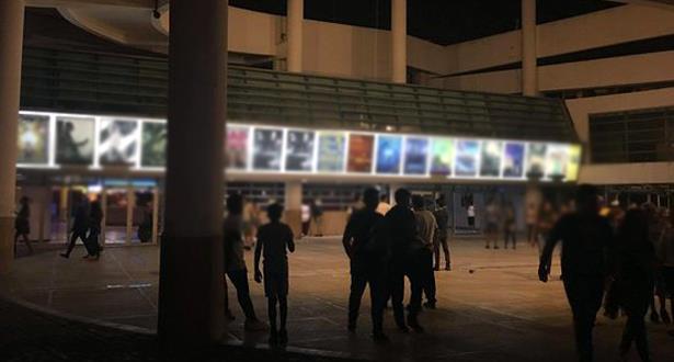 مراهق يعمد إلى رش محتوى قارورة إطفاء الحريق بقاعة للسينما بالدار البيضاء