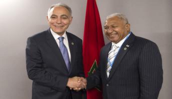 COP 23: Les Iles Fidji sollicitent l'assistance du Maroc