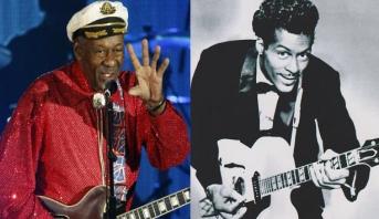 """وفاة أسطورة موسيقى """"الروك اند رول"""" تشاك بيري عن 90 عاما"""