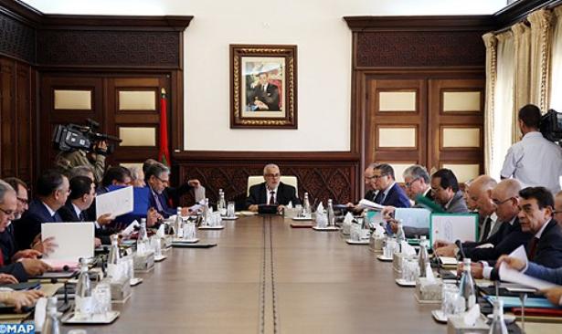 مجلس الحكومة يصادق على مشروع قانون  جديد للنظام الأساسي للصحفيين المهنيين