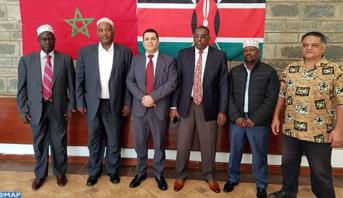 وفد من المجلس الأعلى لمسلمي كينيا يبدأ يوم السبت المقبل زيارة عمل للمغرب