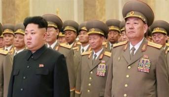 الزعيم الكوري الشمالي يقيل رئيس جهاز المخابرات