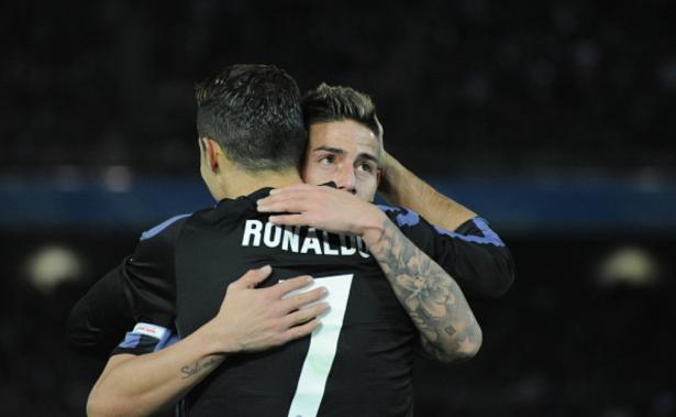كريستيانو أقنع خاميس بالبقاء في ريال مدريد