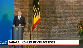 Qui est Horst Köhler, le nouvel envoyé spécial pour le Sahara?