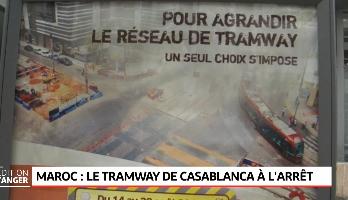 Arrêt du tramway pour travaux: Quelles alternatives pour les Casablancais?