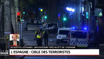 L'Espagne, cible des terroristes: interview de Benoît Pellistrandi, universitaire spécialiste de l'Espagne