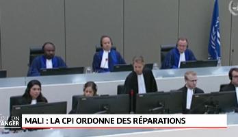 Mali: la CPI ordonne des réparations