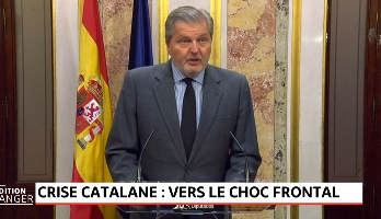 Crise catalane: vers le choc frontal