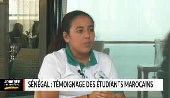 Sénégal: Témoignage des étudiants marocains