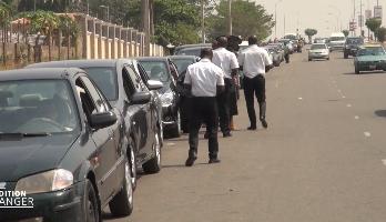 Nigéria: les stations essence à sec