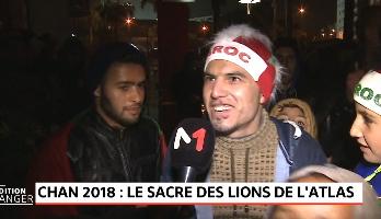CHAN 2018 .. Une victoire historique pour les Lions de l' Atlas