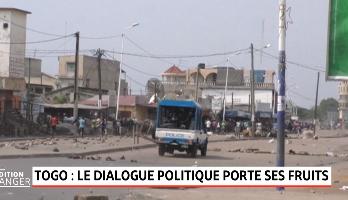Togo: le dialogue politique porte ses fruits