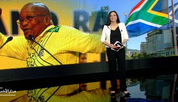 شاشة تفاعلية.. تحديات الرئيس الجديد لجنوب إفريقيا