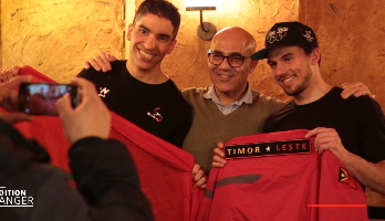 JO 2018: portrait du skieur marocain Samir Azzimani