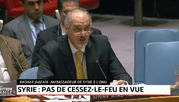 Syrie: Moscou s'oppose à un cessez-le-feu
