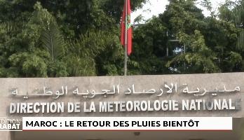 Maroc: retour des pluies dans plusieurs régions